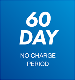 60 Day No Charge Period